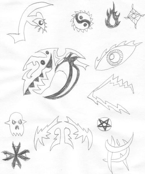 symbols XOX